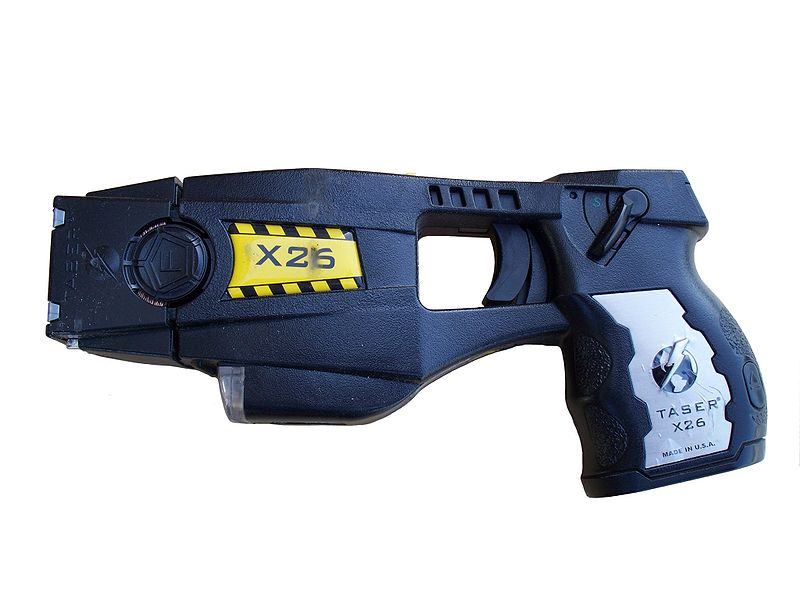 800px-Police_issue_X26_TASER-white